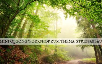 Mini Qi Gong Workshop zum Thema: Stressabbau