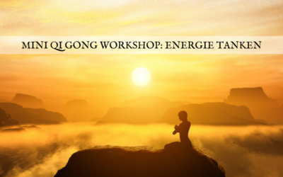 Mini Qi Gong Workshop: Energie tanken